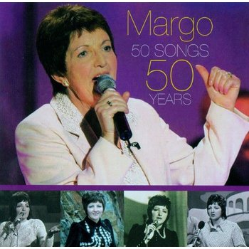 MARGO - 50 SONGS 50 YEARS (3 CD Set)