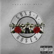 GUNS N' ROSES - GREATEST HITS (CD).