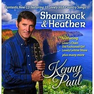KENNY PAUL - SHAMROCK & HEATHER (CD).