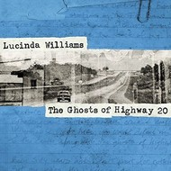 LUCINDA WILLIAMS - THE GHOSTS OF HIGHWAY 20 (2 CD Set)