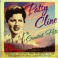 PATSY CLINE - THE GREATEST HITS CD