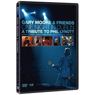 GARY MOORE & FRIENDS - ONE NIGHT IN DUBLIN, A TRIBUTE TO PHIL LYNOTT (DVD).