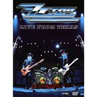 ZZ TOP - LIVE FROM TEXAS (DVD)