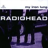 RADIOHEAD - MY IRON LUNG (CD).