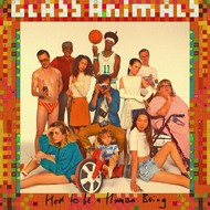 GLASS ANIMALS - HOW TO BE A HUMAN BEING (CD).  )