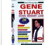 Shargem,  GENE STUART - DOWN MEMORY LANE (DVD)