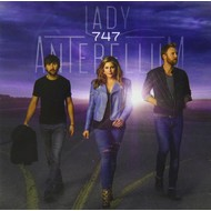 LADY ANTEBELLUM - 747 (CD)...