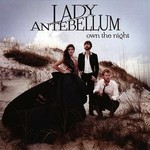 LADY A - OWN THE NIGHT (CD).