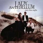 LADY ANTEBELLUM - OWN THE NIGHT (CD).