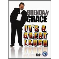 BRENDAN GRACE - IT'S A GREAT LAUGH (DVD)...