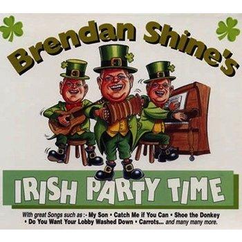 BRENDAN SHINE - IRISH PARTY TIME (CD)