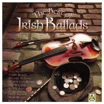 THE BEST OF IRISH BALLADS - VARIOUS ARTISTS (CD)