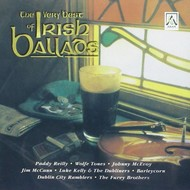 THE VERY BEST OF IRISH BALLADS - VARIOUS ARTISTS (CD)...