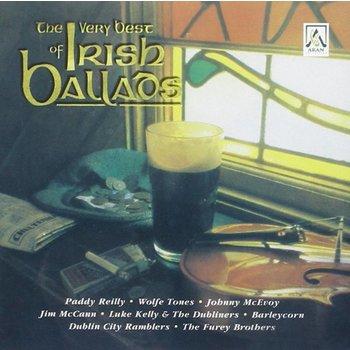 THE VERY BEST OF IRISH BALLADS - VARIOUS ARTISTS (CD)