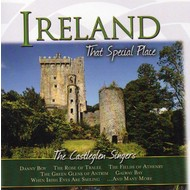 Dolphin Records,  THE CASTLEGLEN SINGERS - IRELAND, THAT SPECIAL PLACE