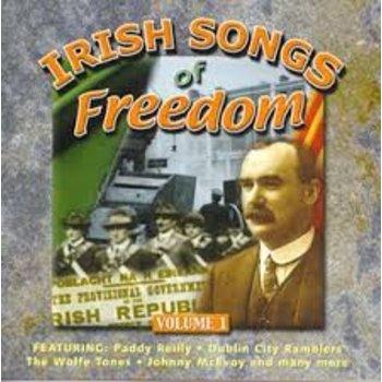 IRISH SONGS OF FREEDOM, VOLUME 1 - VARIOUS ARTISTS