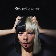SIA - THIS IS ACTING (CD).