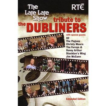 THE LATE LATE SHOW TRIBUTE TO THE DUBLINERS (DVD)