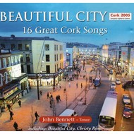 JOHN BENNETT - BEAUTIFUL CITY (CD)...