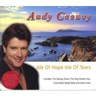 ANDY COONEY - ISLE OF HOPE ISLE OF TEARS (CD)...