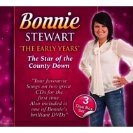 BONNIE STEWART - THE EARLY YEARS, THE STAR OF THE COUNTY DOWN (2 CD/ 1 DVD SET).. )