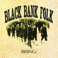 BLACK BAND FOLK - RISING (CD)...