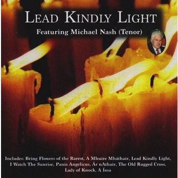 MICHAEL NASH - LEAD KINDLY LIGHT (CD)