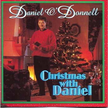 DANIEL O'DONNELL - CHRISTMAS WITH DANIEL (CD)