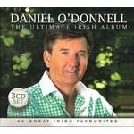DANIEL O'DONNELL - THE ULTIMATE IRISH ALBUM (3 CD SET)...