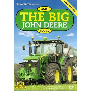 THE BIG JOHN DEERE VOL 10 (DVD)