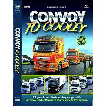 CONVOY TO COOLEY (DVD)
