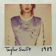TAYLOR SWIFT - 1989 (CD)...