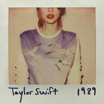 TAYLOR SWIFT - 1989 (CD)
