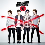 Capitol,  5 SECONDS OF SUMMER - 5 SECONDS OF SUMMER (CD).