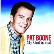 PAT BOONE - MY GOD IS REAL (CD)...
