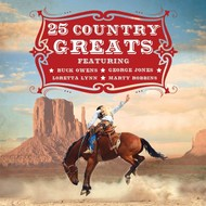 Various Artists - 25 Country Greats (CD)...