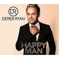 Derek Ryan - Happy Man (CD)...
