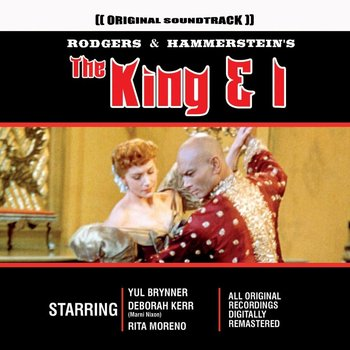 Original Soundtrack - The King and I (CD)
