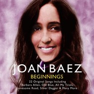 Joan Baez - Beginnings (CD)
