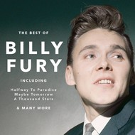 Billy Fury - The Best of Billy Fury (CD)...
