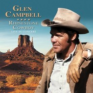 Glen Campbell - Rhinestone Cowboy Live In Concert (CD).