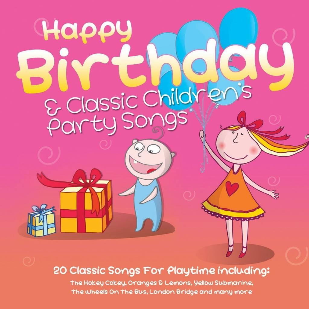 Rhyme N Rhythm Happy Birthday And Classic Childrens Party Songs