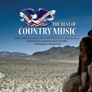 Various Artists - The Best of Country Music (CD)