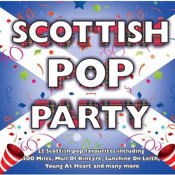 Various Artists - Scottish Pop Party