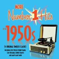 Various Artists - More Number One Hits of the 1950s