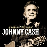 Johnny Cash - Greatest Hits Vol. 1 and 2 (CD)...