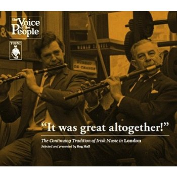 The Voice Of The People - It Was Great Altogether (3 CD Set)