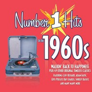 Various Artists - Number 1 Hits of the 60's (CD)