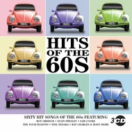 Various Artists - Hits of the 60s (CD)