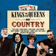 Various Artists - Kings and Queens Of Country (3 CD Set)...